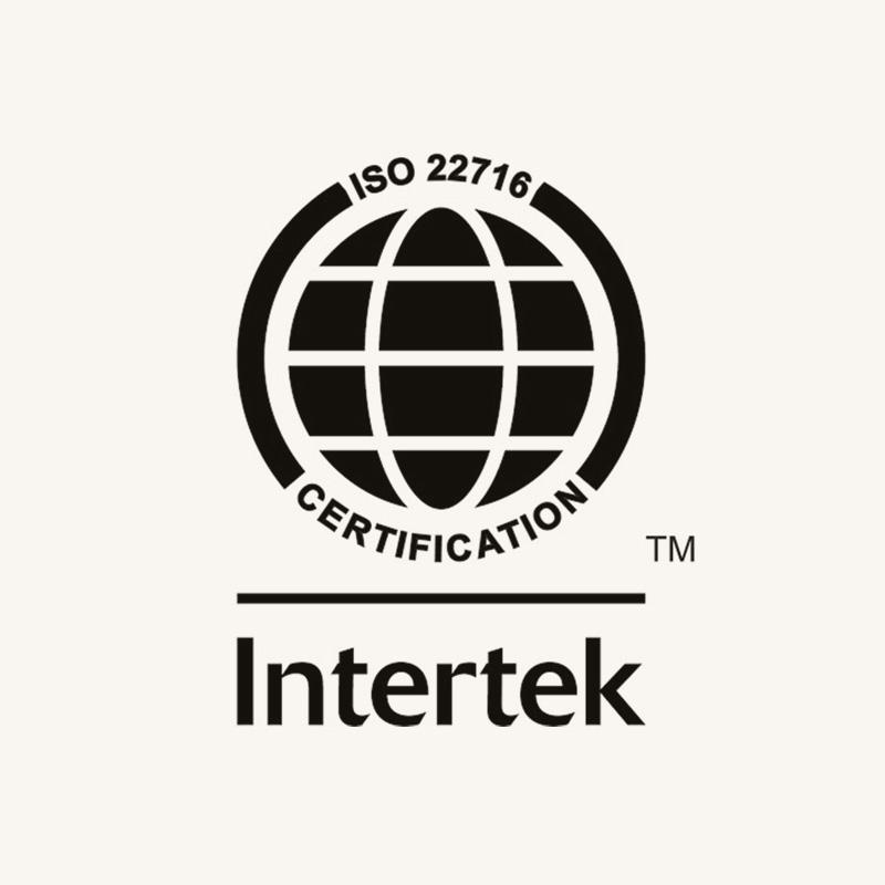 ISO-22716 Certification download link
