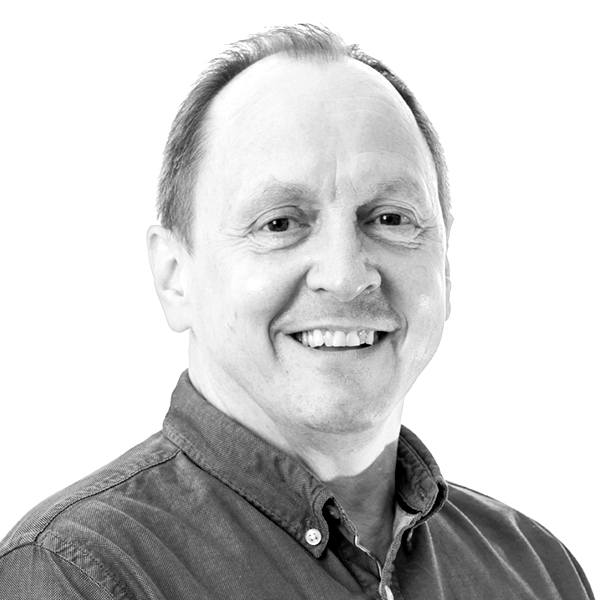 Portrait of Brian Cumming - Operations & Supply Director