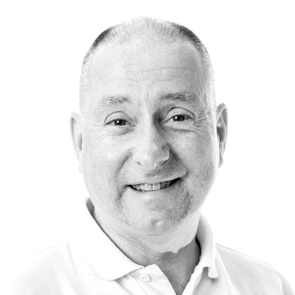 Portrait of David Ridland, Technical Director