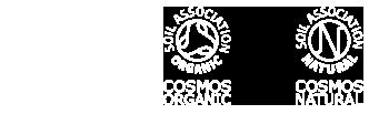 Soapworks' accreditations logos