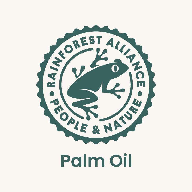 Rainforest Alliance Palm Oil download link